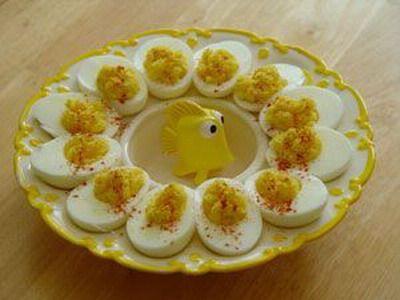Yumurta Dolması nasıl yapılır tarifi - 2