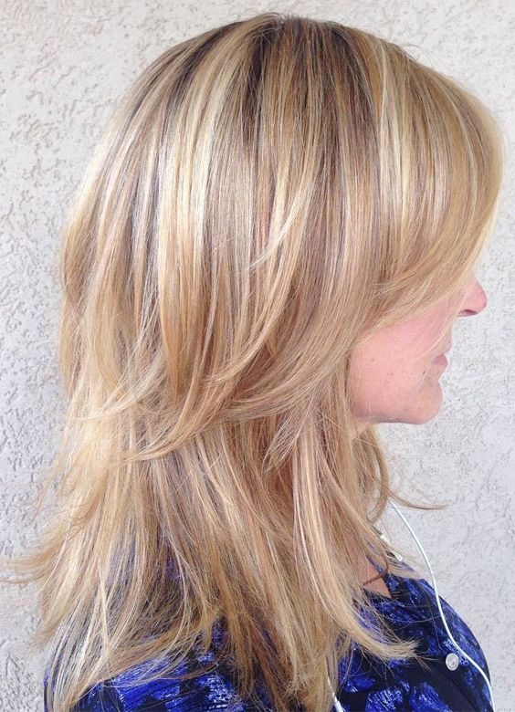 Elegant Short to Medium Hairstyles for Fine Hair 2017