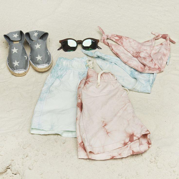 Les essentiels de l'été ... ☀ #sunny #mode  #loveit