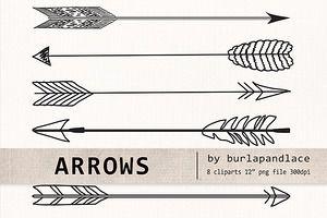 24 best arrows images on pinterest doodles arabesque and fonts rh pinterest com free clip art arrows pointers free black and white clipart arrows