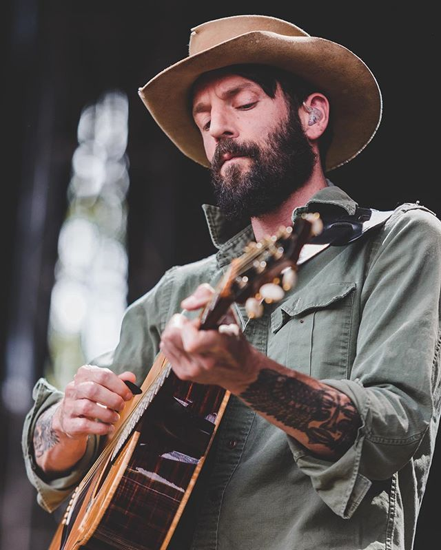 Ray LaMontagne at WayHome Music Festival at Oro-Medonte, Canada on July 24, 2016. Photo by Brian Stowell.
