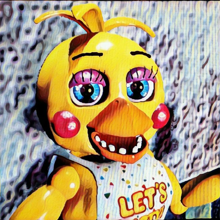 Our Friends And I Fnaf: Toy Chica Portrait! (my Sfm!)