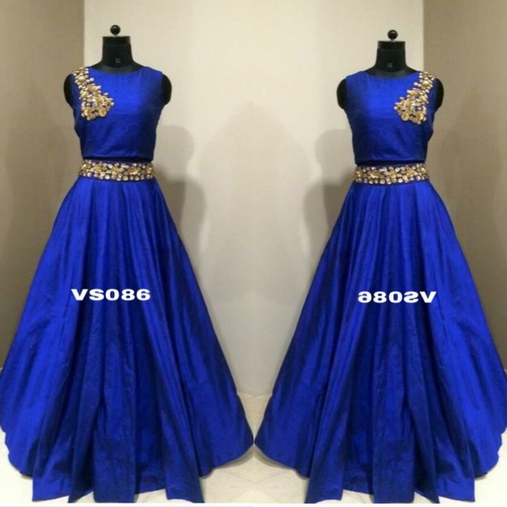 Checkout this tapeta silk hand worked lehenga choli Product Info : ✨Tafeta silk semi stitch Lengha up to waist size 40 ✨Length 42 ✨Flair 4.5 ✨Handwork border on waist Stitching style same as pic ✨Blouse unstitched fabric raw silk with handwork embroidery 1 meter ✨Color - royal blue color ✨Dupatta - 2.25 meter soft nett with sequin with gotta border (blue color) ✨Colors can be changed ✨Delivery time - 7 days Price : 4000 INR Only ! #Booknow CASH ON DELIVERY Available..