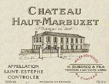 In 1825, however, these vineyards came to the MacCarthys, a family of Irish immigrants that included amongst their number wine merchants and the chairman of the Bordeaux Chamber of Commerce. It was the MacCarthy estate that would give rise to Haut-Marbuzet, but not until the middle of the 19th Century. The new Napoleonic laws decreed that estates must be divided upon their inheritance, and so it was that in 1854 the MacCarthy vineyard was partitioned into 17 separate parcels.