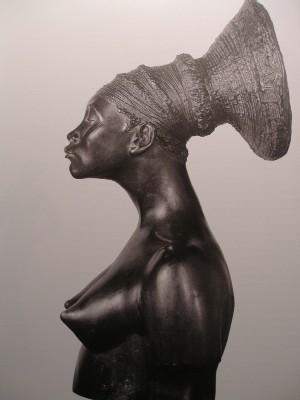Malvina Hoffman  Mangbetu Woman  1930