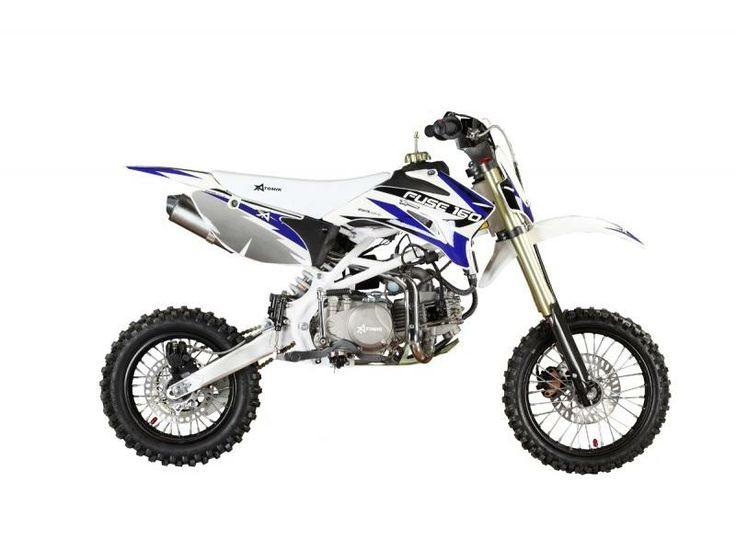Atomik 160cc Blue Fuse Dirt Bike