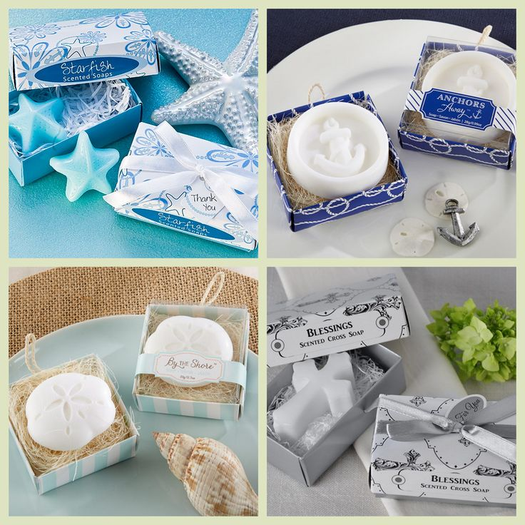 Scented Soap Party Favors from HotRef.com
