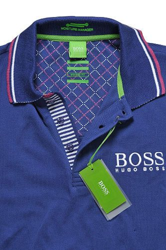 Mens Designer Clothes | HUGO BOSS Men's Polo Shirt #9