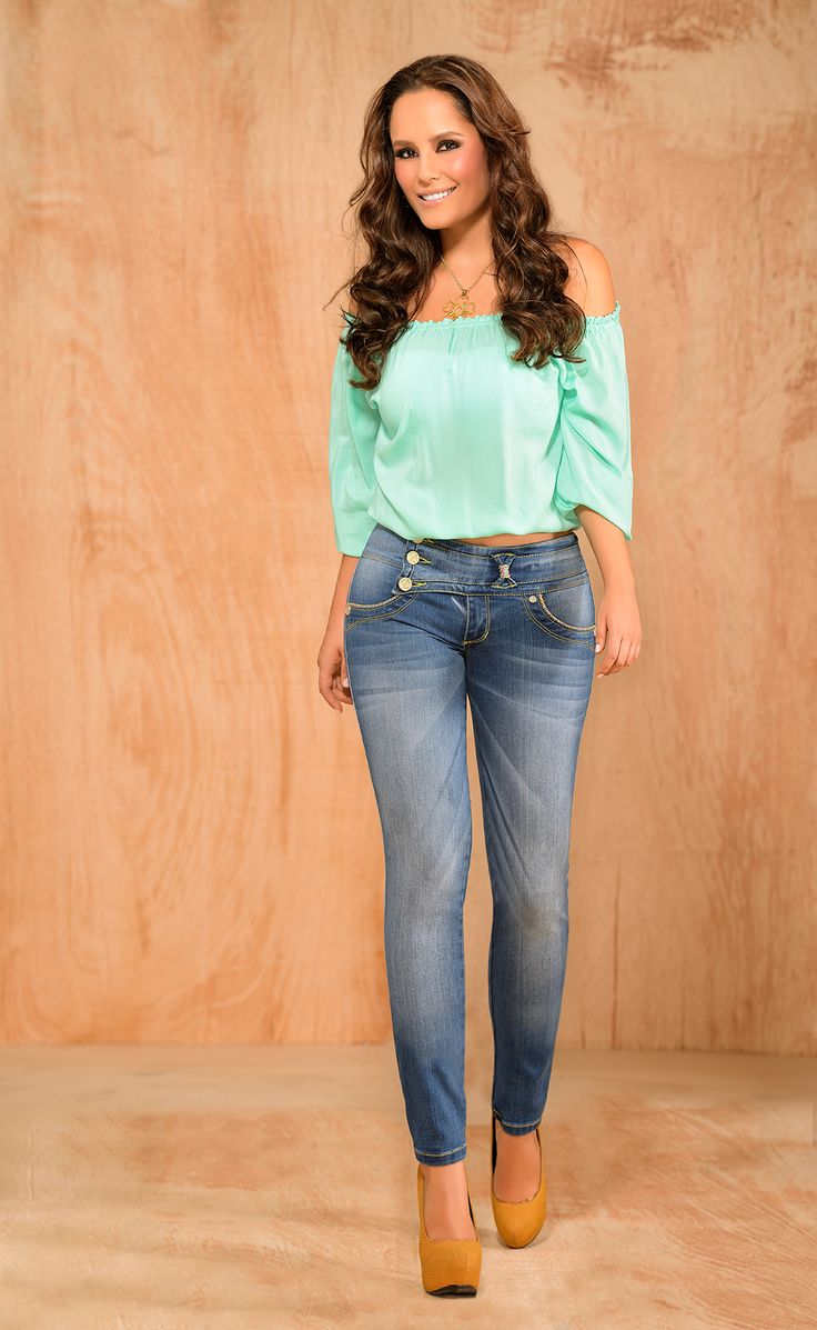 17 best images about colombia moda 2014 on pinterest - Ana dominguez ...