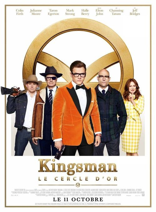 Kingsman: The Golden Circle 2017 full Movie HD Free Download DVDrip