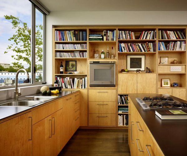 42 best Holzoberfläche Arbeitsplatte Küche images on Pinterest - küchen arbeitsplatte sonoma eiche