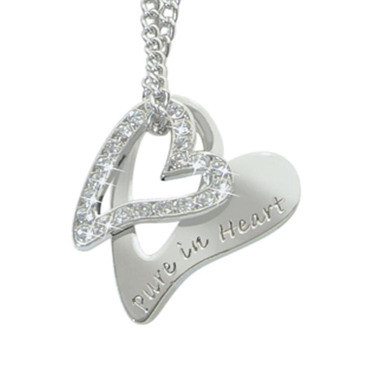Pure In Heart Necklace | Necklaces On LDSBookstore.com (#RM JNY023)