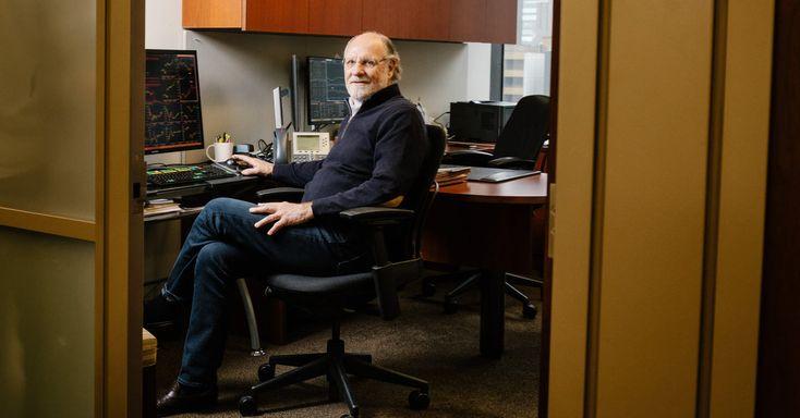 In Tumult of Trump, Jon Corzine Seeks a Wall Street Comeback