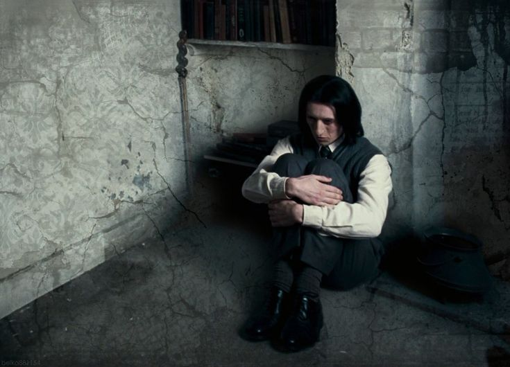 Hp And The Order Of The Phoenix Teenage Severus