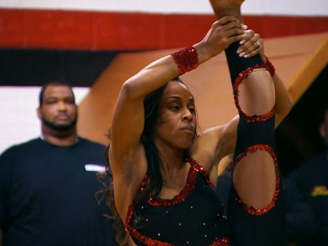 Bring It: Stand Battle: Dancing Dolls vs. Divas of Olive Branch Slow Stand (S2, E10) - YouTube