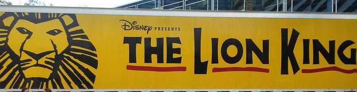 Lion King Broadway in Jacksonville Fla