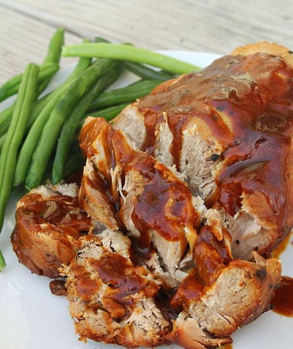 Easy Slow Cooker Pork Roast | AllFreeSlowCookerRecipes.com