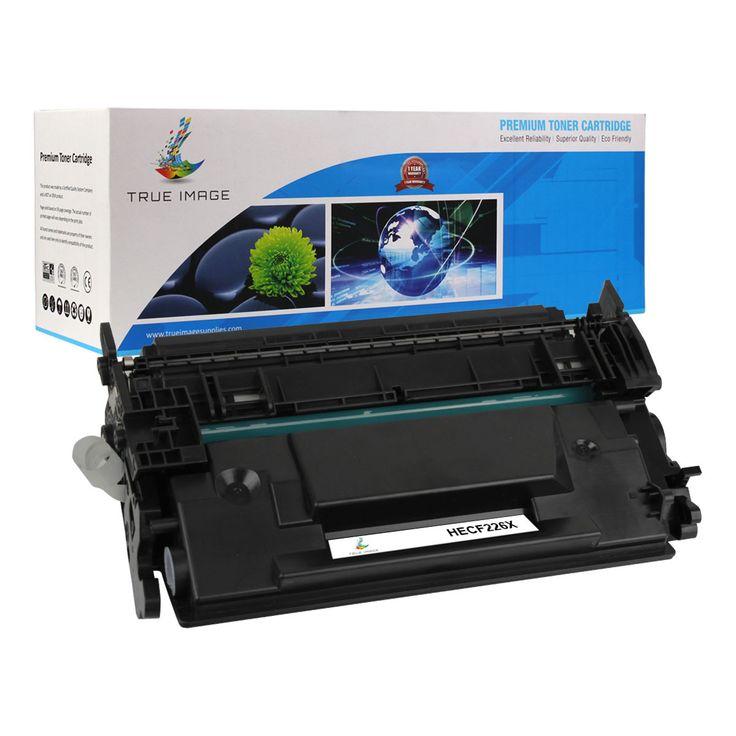 TRUE IMAGE HECF226X Black Toner Replaces HP CF226X