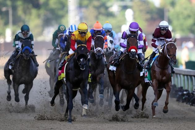 Kentucky Derby Results 2016: Winner, Payouts, Highlights and Order of Finish