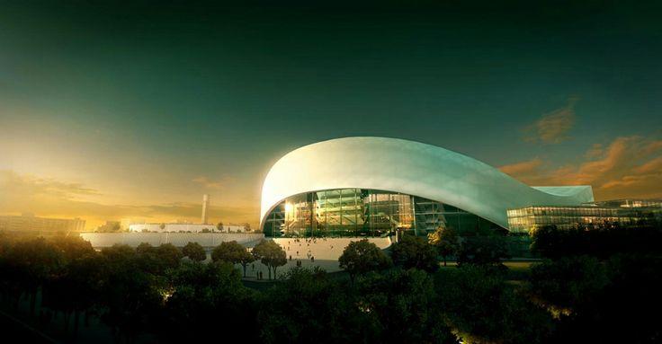 Stade Vélodrome -  SCAU, Marseille