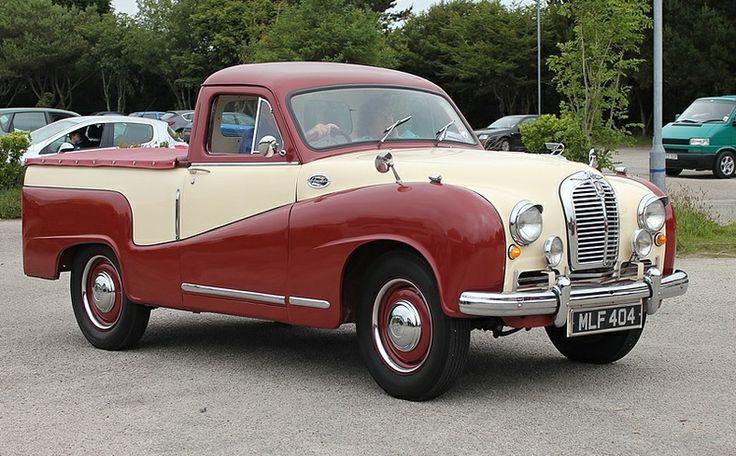 1951 Austin A70 pickup
