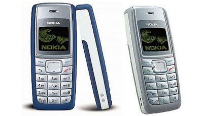 Nokia 1110, Ponsel Paling Laku Sepanjang Masa | HCMN TEKNOLOGI