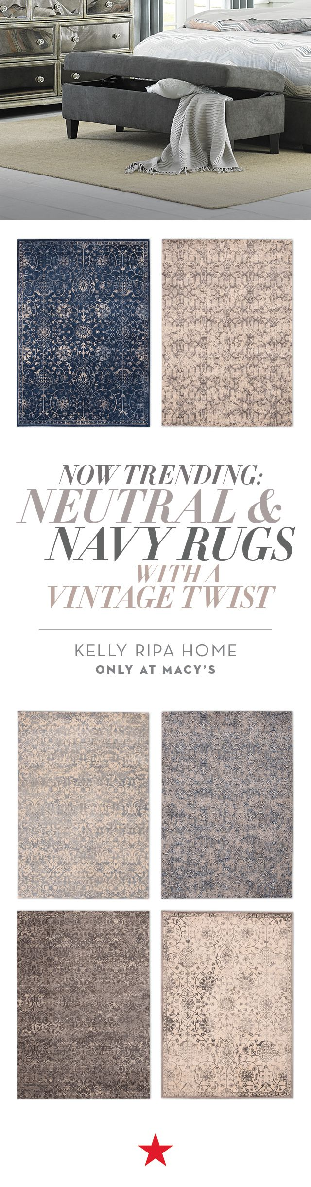 Kelly Ripa just launched her new home collection at Macy's! From bedding and pillows to furniture and rugs, the line has everything you need to create the look of your dreams.