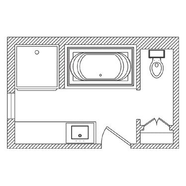 kohler floor plan options bathroom ideas amp planning 19012