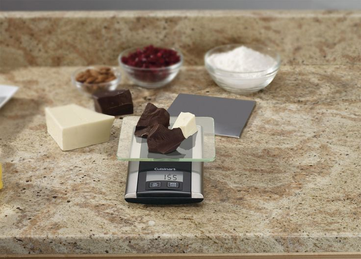 KS-55 - WeighMate™ Digital Kitchen Scale - Scales - Kitchen Accessories - Products - Cuisinart.com