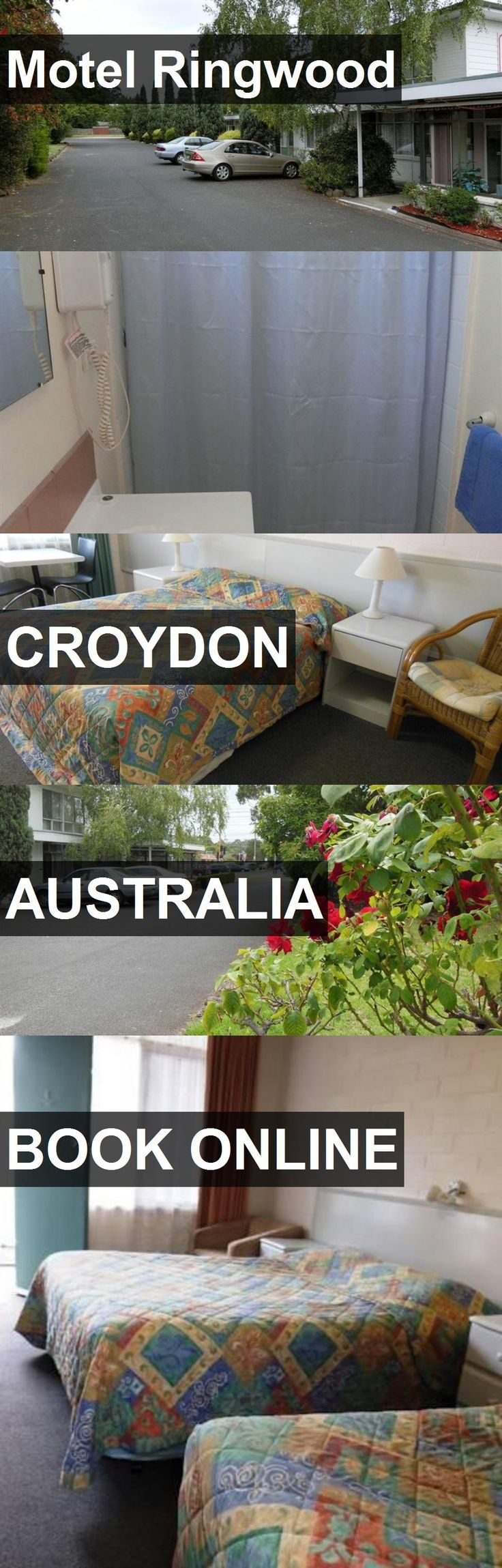 Hotel Motel Ringwood in Croydon, Australia. For more information, photos, reviews and best prices please follow the link. #Australia #Croydon #MotelRingwood #hotel #travel #vacation