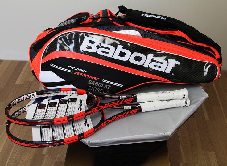 Babolat Pure Strike 100