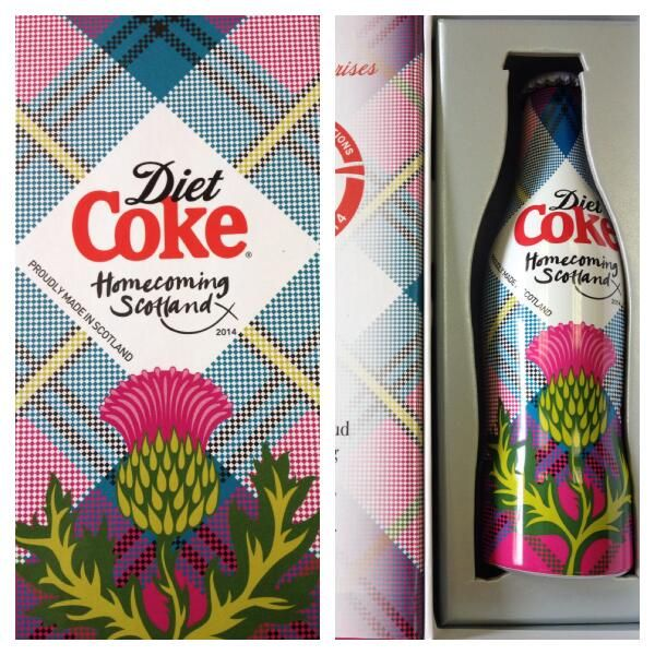 Look at this #limitededition #packaging Scottish beauty PD