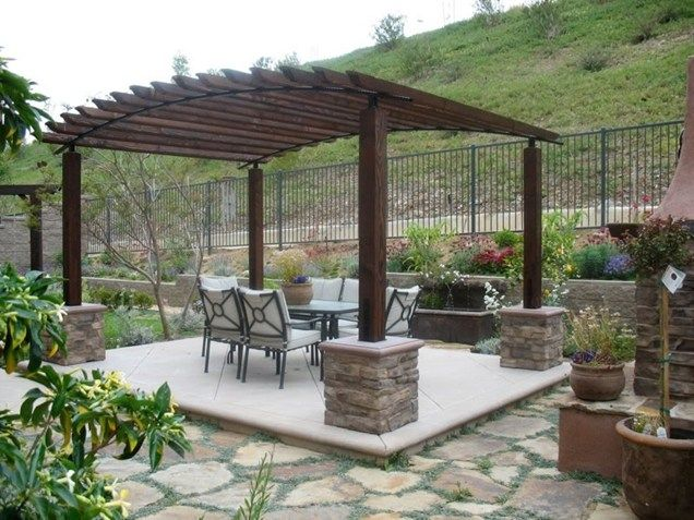 1000+ Ideas About Pergola Designs On Pinterest | Free Standing