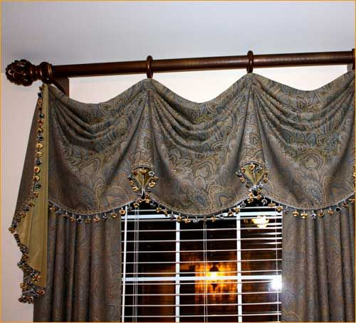 46 Best Images About Window Valance Patterns On Pinterest