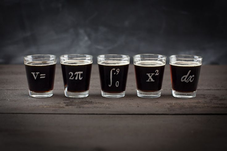 Chemistry Inspired Glassware By Cognitive Surplus http://designwrld.com/chemistry-inspired-glassware-by-cognitive-surplus/