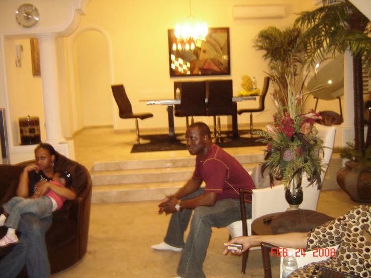 Nigerian House Interior Images
