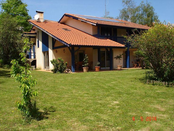 Abritel Location Tarnos - Maison d'architecte entre Hossegor et Bayonne-Anglet-Biarritz