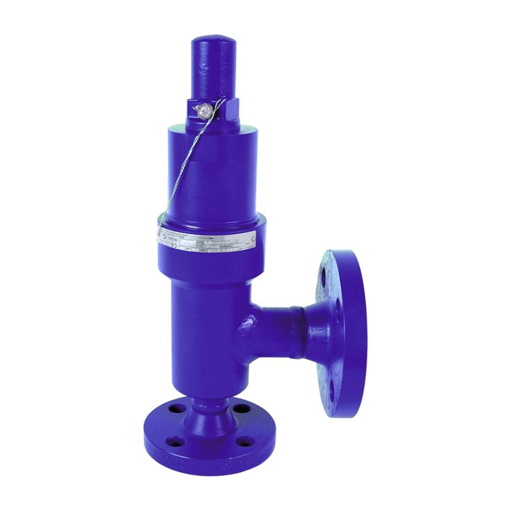 Refrigeration Safety Valve
