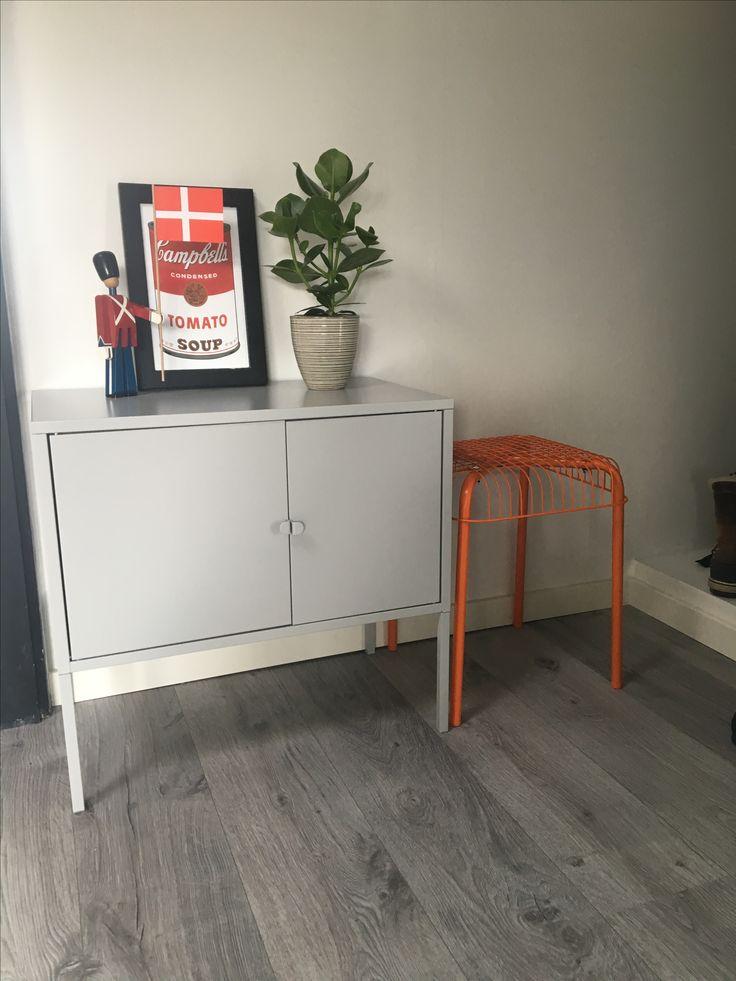 Ikea hallway decor