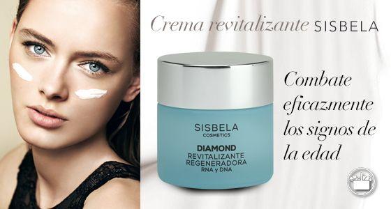 Cuida tu rostro y cuello con la nueva crema revitalizante Sisbela de Mercadona: hidratante facial, regeneradora y rejuvenecedora que combate los signos de la edad.