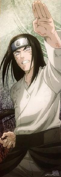 Neji Hyuga - Naruto,Anime
