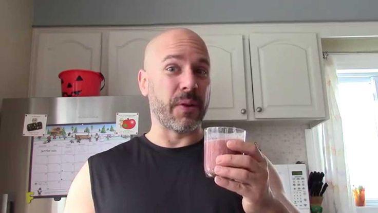 comment préparer un simple et délicieux jus de fruits rempli d'antioxidants