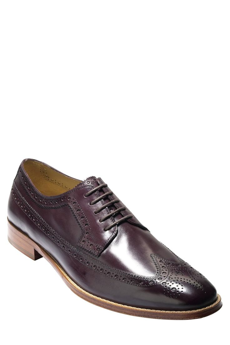 Lionel Longwing Derby by Cole Haan on @nordstrom_rack