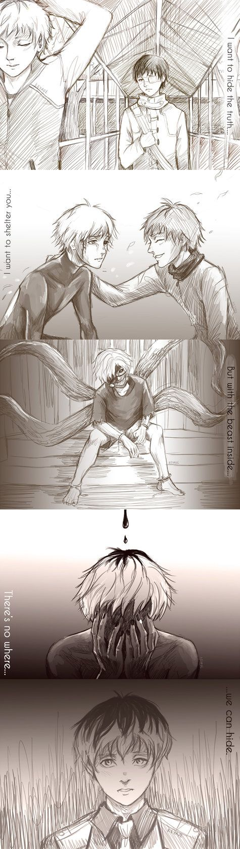 ::Tokyo Ghoul:: Demons by Keyade on deviantART