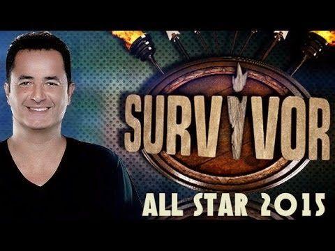 2015 Survivor All Star Türkiye TV8