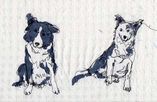 sew sheepdog, via Flickr.