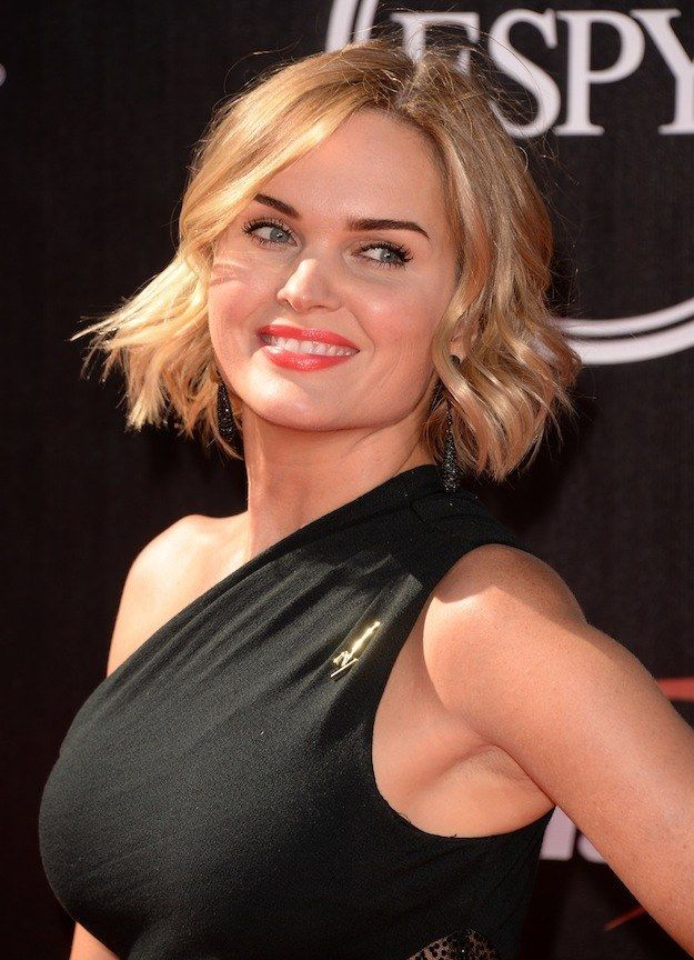 Sunny Mabrey | 26 People Who Totally Rocked The 2014 ESPYS Red Carpet