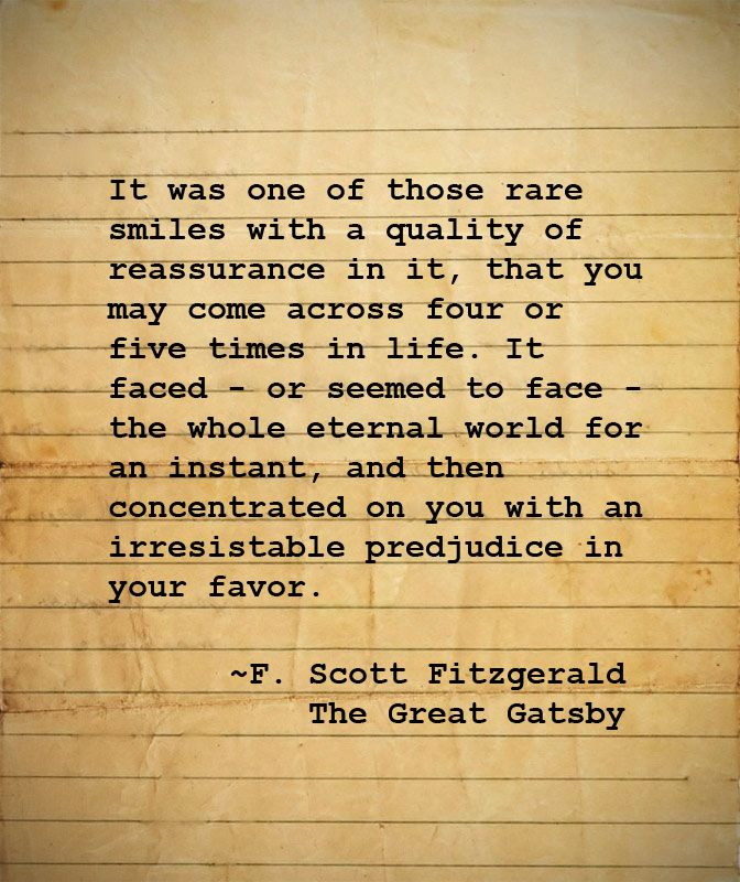 the depiction of life in f scott fitzgeralds the great gatsby The great gatsby study guide from litcharts  the litcharts study guide on f scott fitzgerald's the great gatsby  spent most of his adult life in debt,.