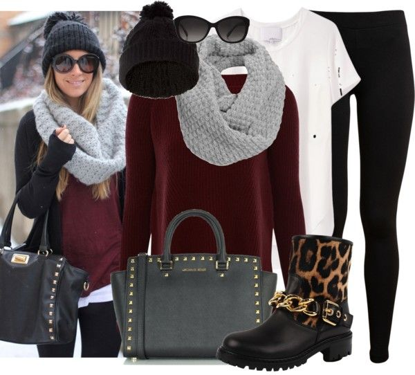 Winter outfit 1