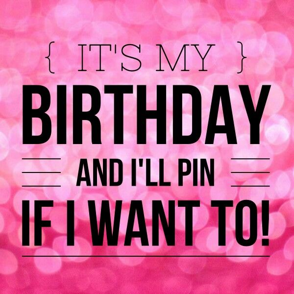 Its My Birthday HOESSSSS